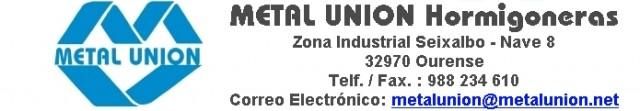 Imatge1 Metal Unión, S.Coop.Galega
