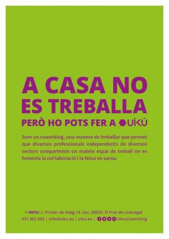 Imagen2 Uikú, Coworking el Prat, Sccl