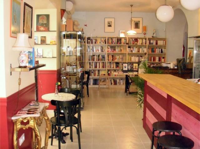 Imagen1 Libreria gaditana La Clandestina