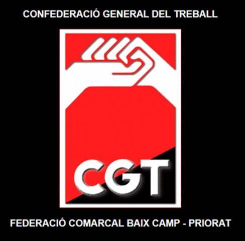 Imagen1 CGT Federació Comarcal Baix Camp
