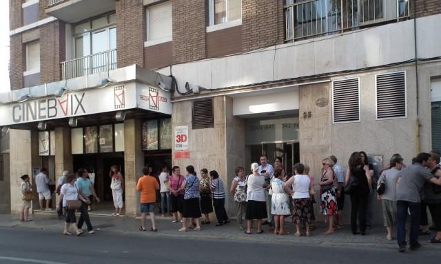 Imatge1 Associació CineBaix de Sant Feliu de Llobregat