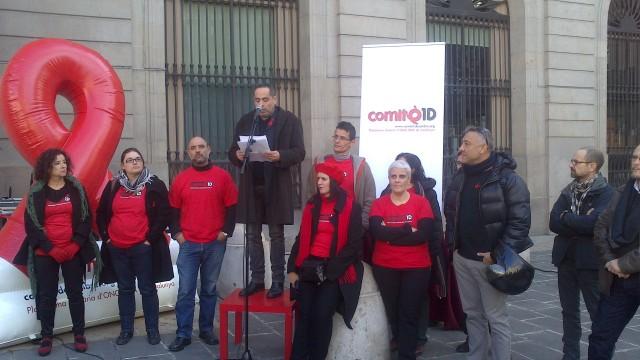 Imatge4 Comitè 1r de Desembre - Plataforma Unitària d'ONG-SIDA de Catalunya